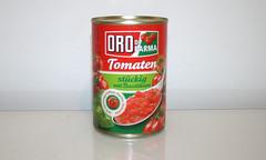 03 - Zutat Tomaten mit Basilikum