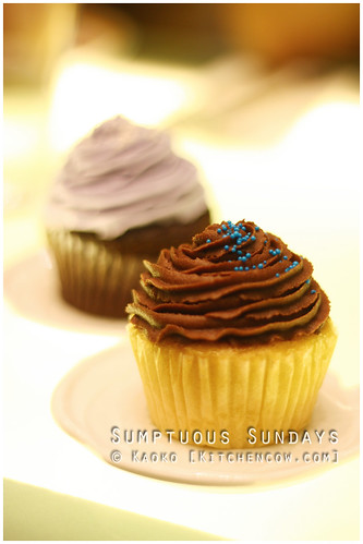 Sumptuous Sundays: Cupcakes from Classic Confections