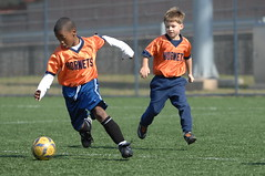 Soccer - Army Youth Sports and Fitness - CYSS - Camp Humphreys, South Korea - 111001