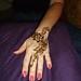 henna hand on lori