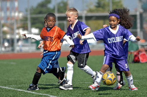 Soccer - Army Youth Sports and Fitness - by USAG-Humphreys, on Flickr