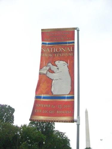 Bookfest 2011 Sign