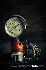 Tomtic (Frank Gomez) Tags: bodegn motor tomate engranaje manmetro