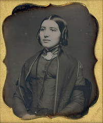Pretty Young Lady With Short Bottle Curls (Mirror Image Gallery) Tags: daguerreotype sausagecurls bottlecurls victorianbeauty