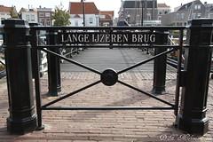 Lange Ijzeren Brug  Dordrecht (ditmaliepaard) Tags: haven holland dordrecht brug picnik zuid nieuwe lange ijzeren