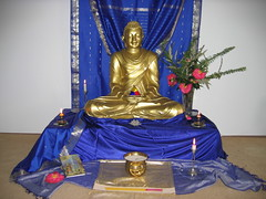 Dharma day shrine Toowoomba BC