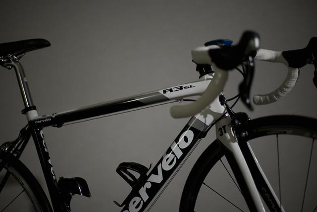 Cervélo R3 SL ひとまず完成