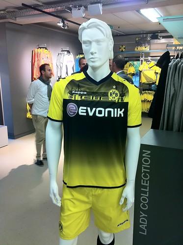 Derbytrikot (Borussia Dortmund BVB)
