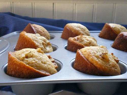Maple Muffins in Pan