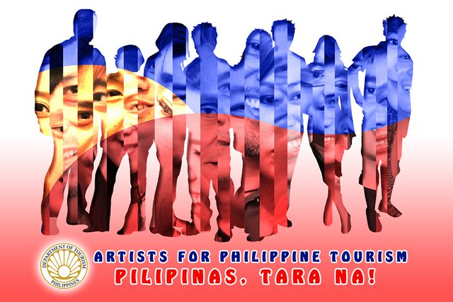 Artist for Philippine Tourism