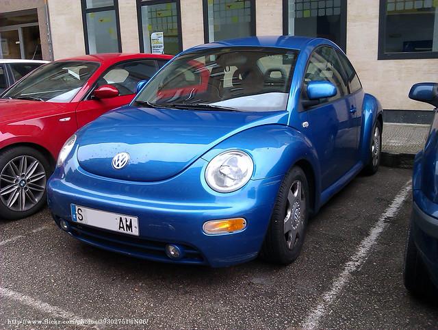 new volkswagen beetle 1999