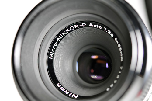 Micro Nikkor P-Auto 55mm F3.5