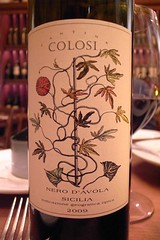 2009 Colosi Nero d'Avola