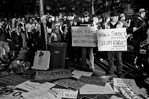 Occupy Wall Street -20