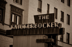 Knickerbocker Hotel (Hollywood Knickerbocker Apartments) (TooMuchFire) Tags: signs vintage losangeles neon hollywood neonsigns houdini knickerbocker oldsigns vintagesigns vintageneonsigns francesfarmer harryhoudini knickerbockerhotel signporn oldneonsigns toomuchfire hollywoodknickerbockerapartments 1714ivaravelosangelesca