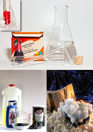 Jaberwock & Snark Week 40 : Science Expe by Sharon Drummond, on Flickr