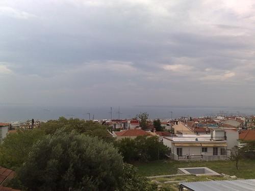 Salonicco dall'alto by durishti