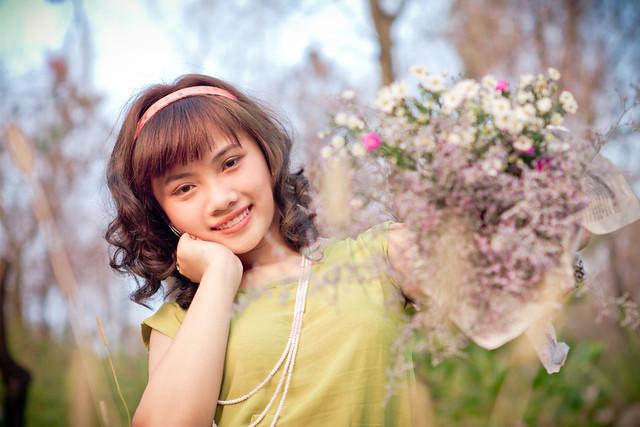 Xinh xinh - Nụ Cười Của Nắng Mùa Thu