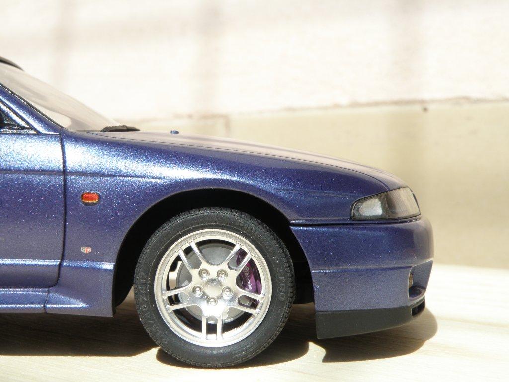1993 Nissan Skyline GT-R r33 6235561216_e3832edcc3_b