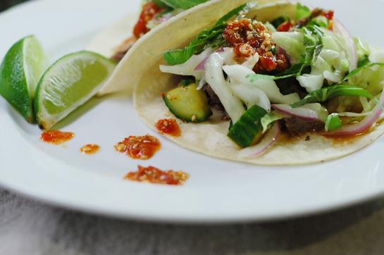 korean tacos