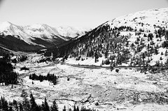 "Independence Pass • <a style=""font-size:0.8em;"" href=""http://www.flickr.com/photos/40100768@N02/6238029969/"" target=""_blank"">View on Flickr</a>"