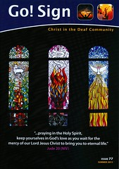 Go! Sign: Christ in the Deaf Community