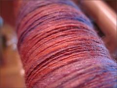 Lisbon Merino-Silk, bobbin #1