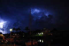 DSC_1099 (Sparky's-Photos) Tags: sky storm nature weather night clouds stormy lightning