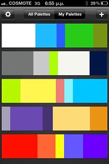 Colour Schemer for iPhone screenshot