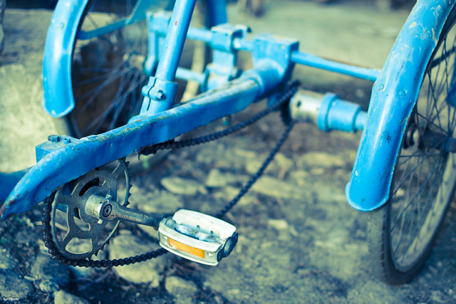 El triciclo fantasmagórico - 2