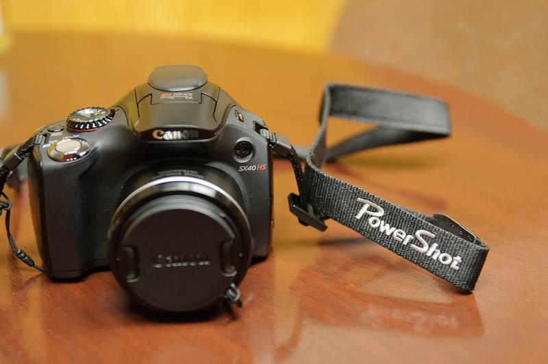 PowerShot SX40 HS