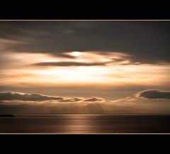 Best of Lux (Prestidigitizer) Tags: ocean sunset reflection water silhouette sunrise bravo pentaxk10d platinumheartaward pentaxda50135mm platinumpeaceaward mygearandme mygearandmepremium ringexcellence musictomyeyeslevel1