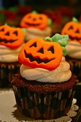 Halloween Cupcakes 2011