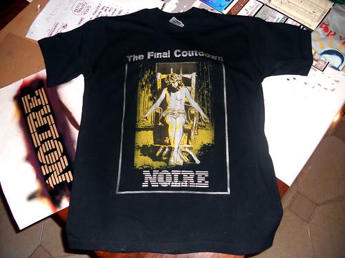 Noire's shirt /S/ by STENCILNOIRE