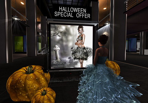 *VoguE* Halloween Costume (Spider Dress), 99 lindens by Cherokeeh Asteria