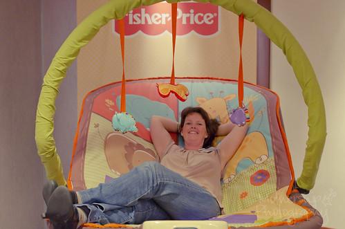 295:365 Giant bouncy chair