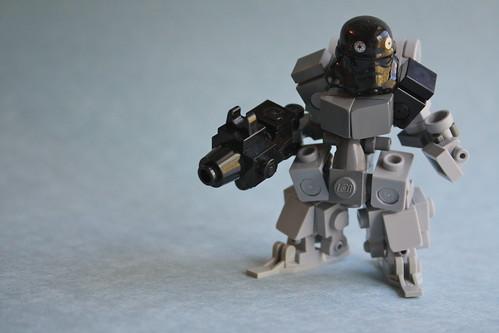 Imperial Shadow Trooper Hardsuit