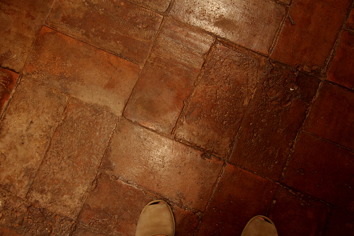 terracotta. Martí Vicenç museum, Pollença, Mallorca