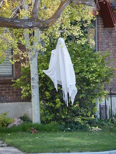 Hanged ghost