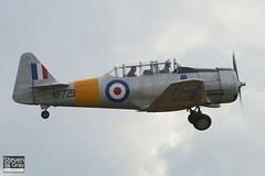 G-BJST - KF729 - CCF4-XXX - Private - CCF T-6H Harvard Mk4M - 110710 - Duxford - Steven Gray - IMG_6818