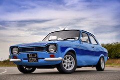 Mk1 Escort RS2000 - Edited Version (Simon Didmon) Tags: classic ford car cat mexico lights nikon rally engine mini historic cams 600 hdr bodies vr escort rs2000 throttle st170 mocal mk1 omex jenvey a048 18105mm d3000