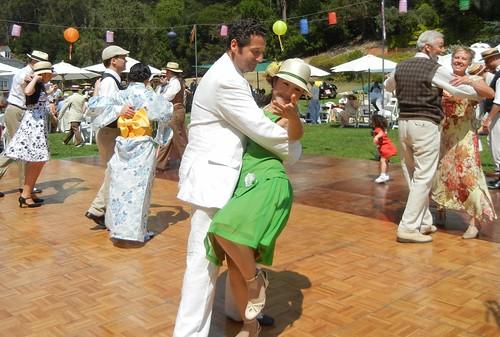 Cathy Dancing - 2