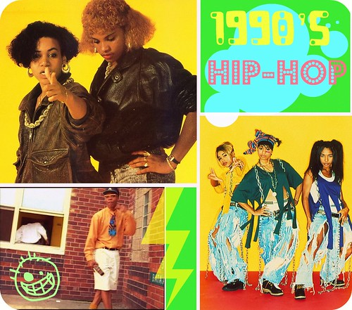 Inspiration Tuesday: 1990s hip-hop