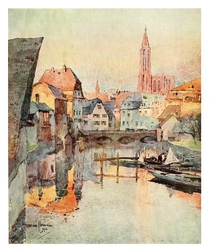 001-Estrasburgo-Germany-1912- Edward y Theodore Compton ilustradores