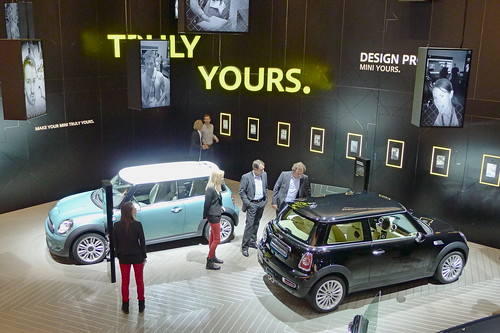 MINI Yours @ IAA 2011