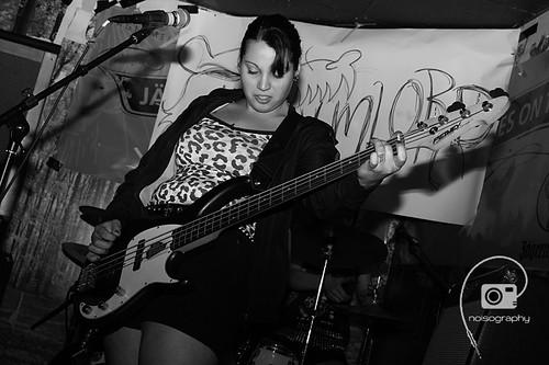 Slumlord- August 21st 2011@ Gus' Pub -08