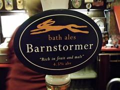 Bath, Barnstormer, England