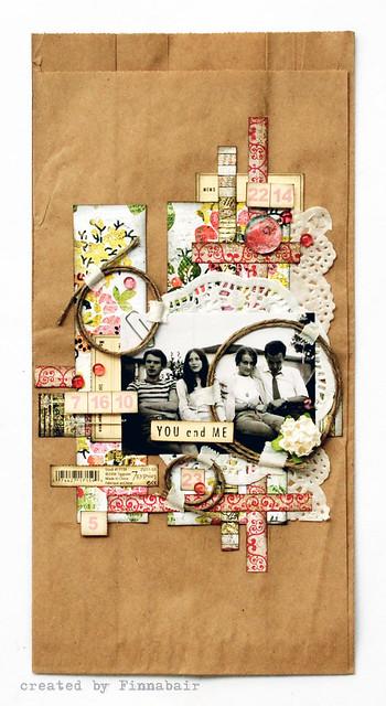 Paper bag - me &you