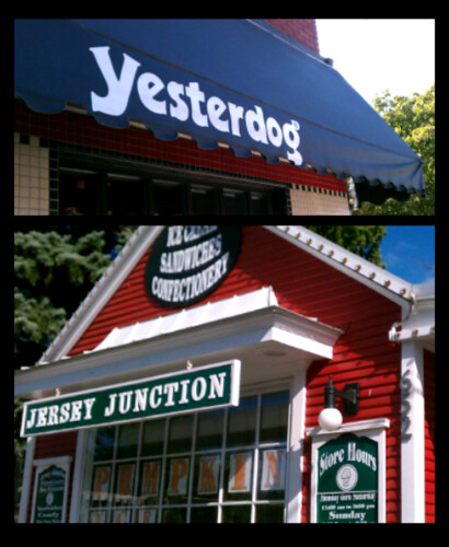 Ptw Yesterdog and Jersey Junction