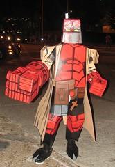Hellboy (Katzi!) Tags: costumes atlanta convention characters hellboy dragoncon dragoncon2011
